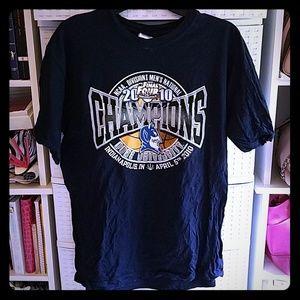 Duke Final Four Championship T-shirt Size Large